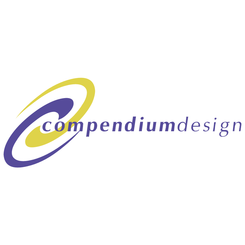 Compendium Design vector