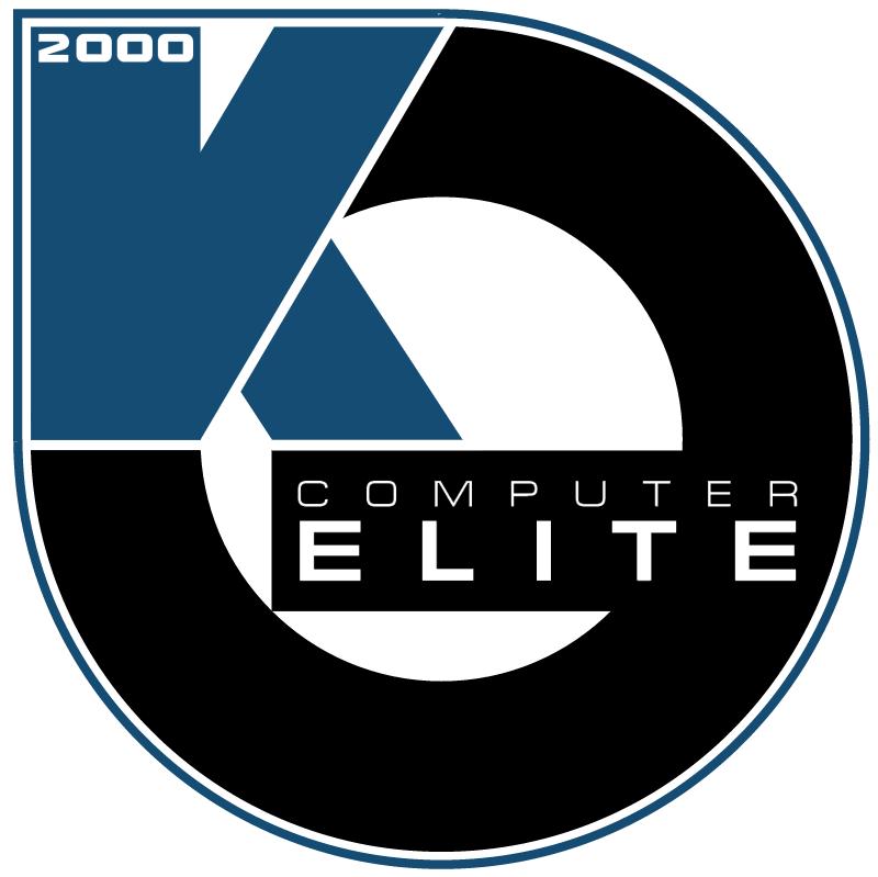 Computer Elite vector