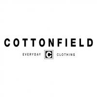 Cottonfield vector