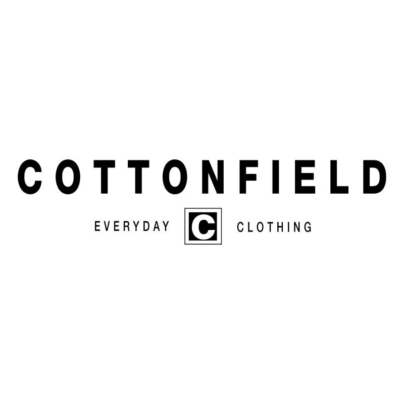 Cottonfield vector logo