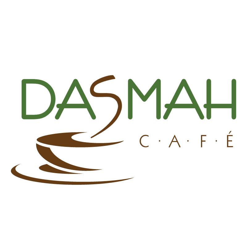 Dasmah Cafe vector