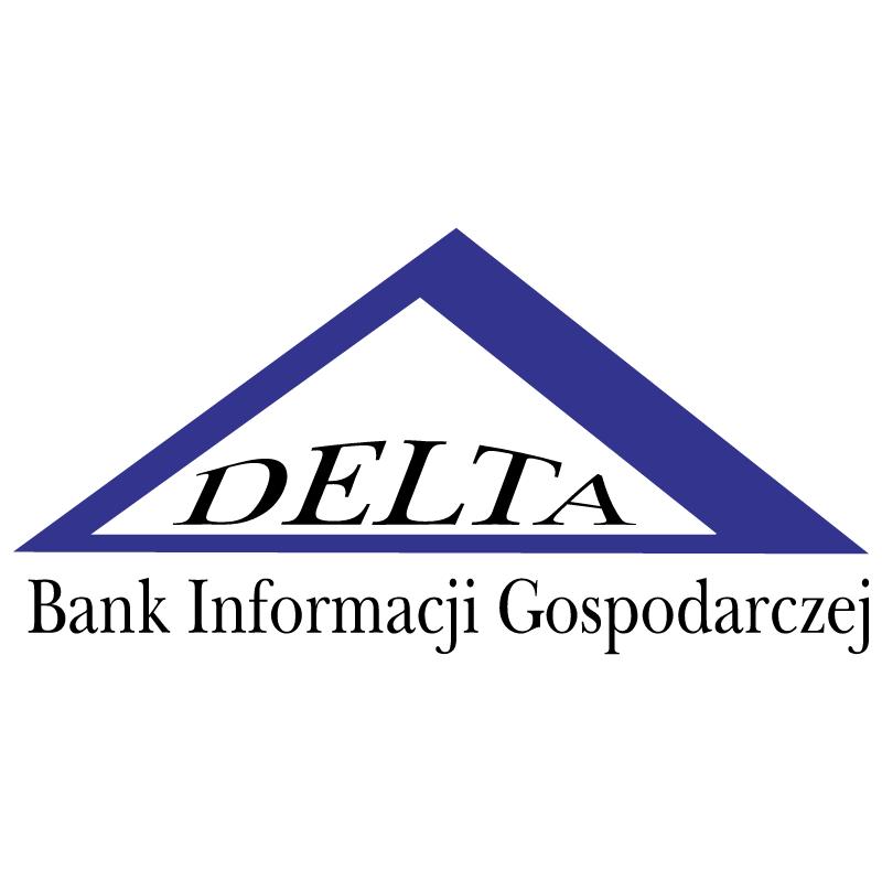Delta Bank vector