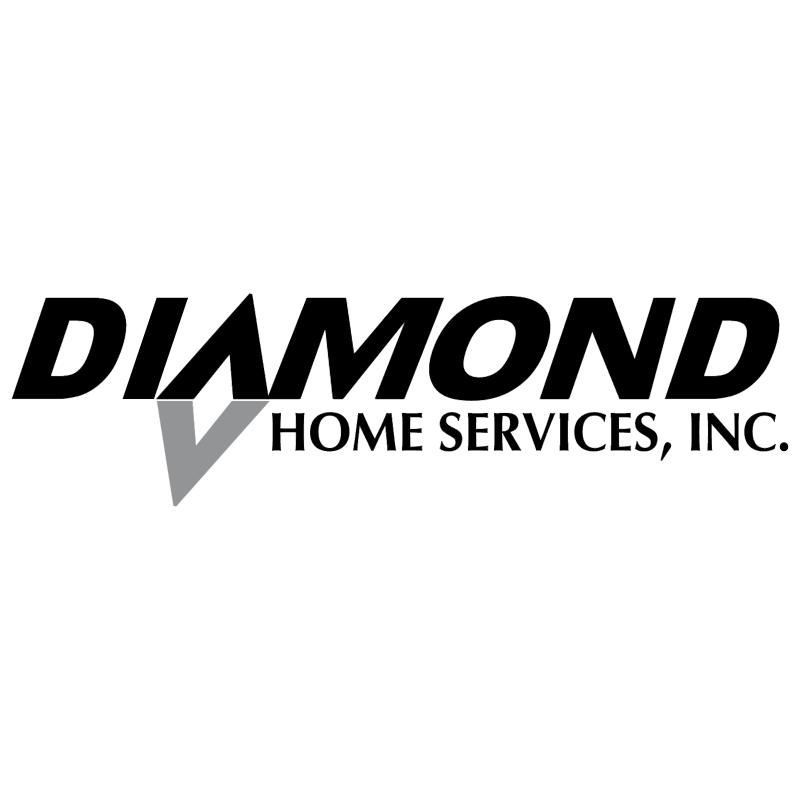 Diamond Home Services vector