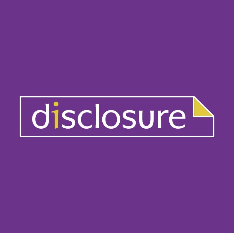 disclosure vector