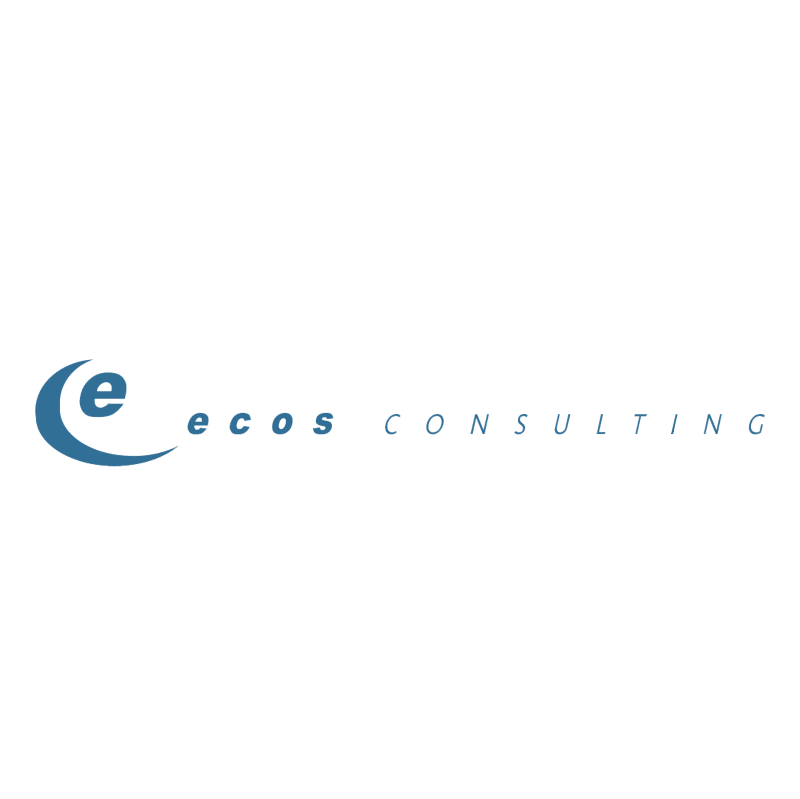 Ecos Consulting vector