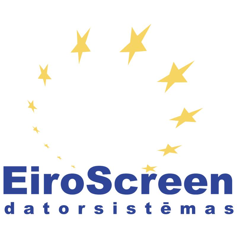 EiroScreen vector logo