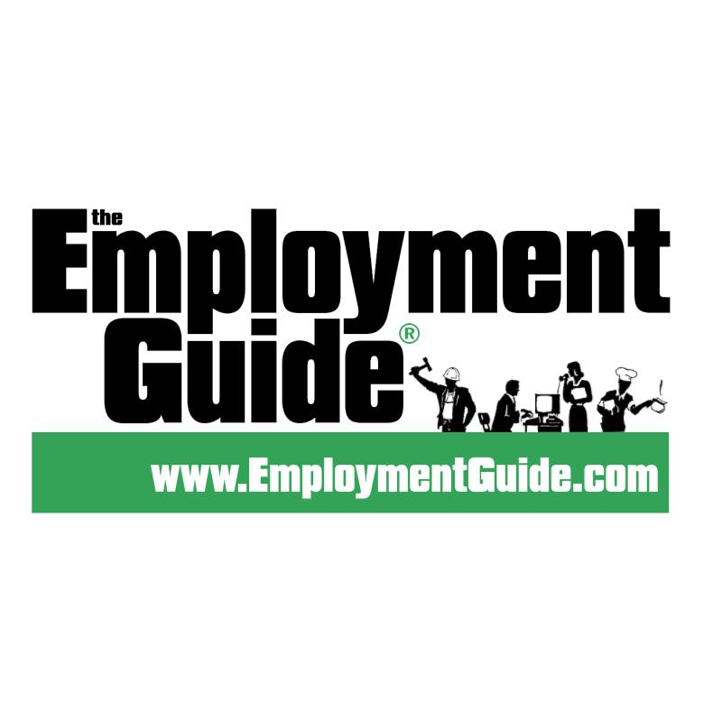 Employment Guide vector