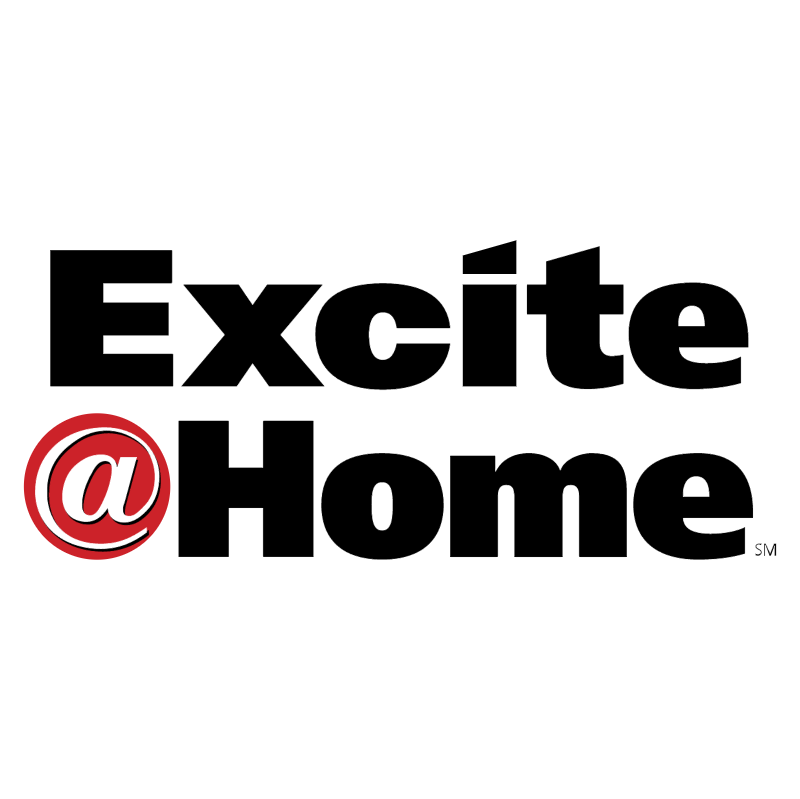 Excite Home vector
