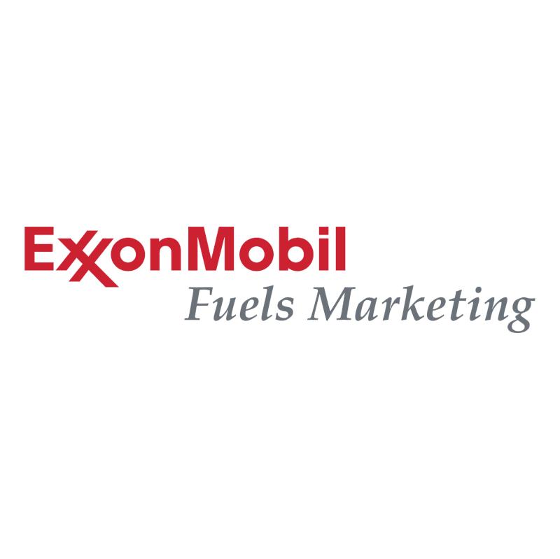 ExxonMobil Fuels Marketing vector logo