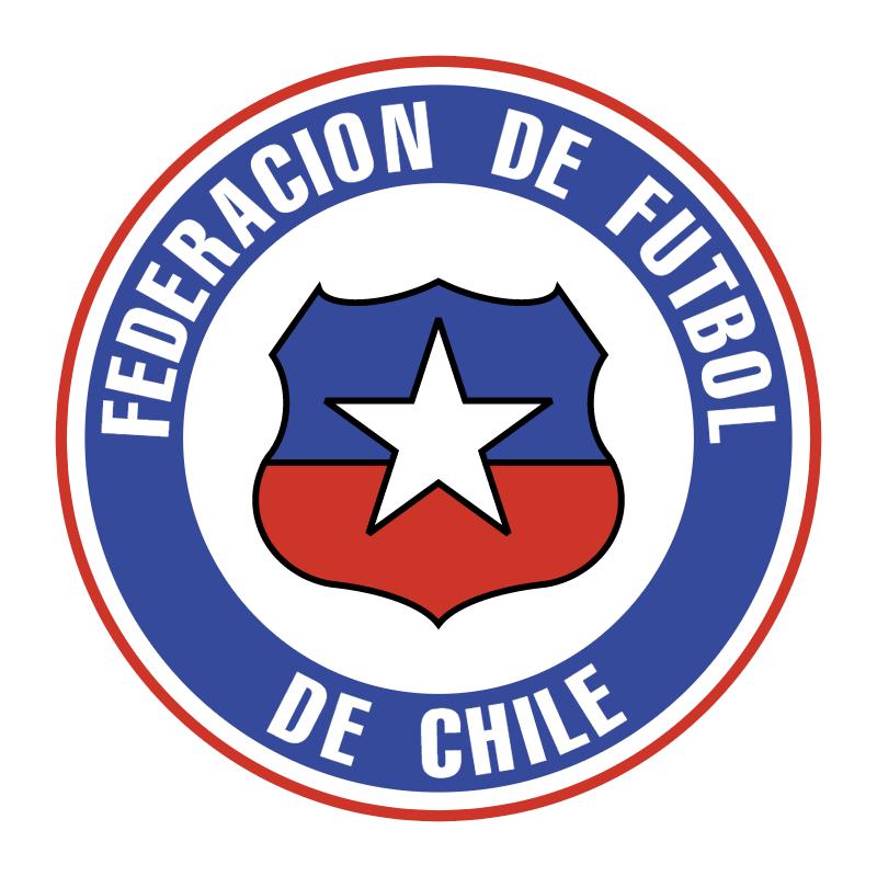Federacion de Futbol de Chile vector