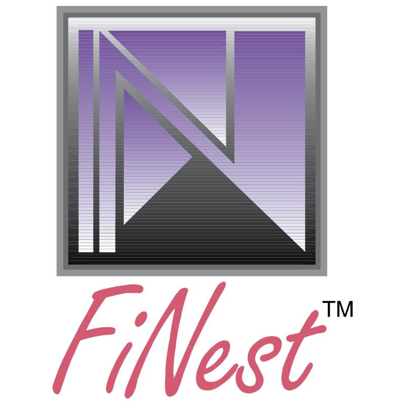 FiNest vector logo
