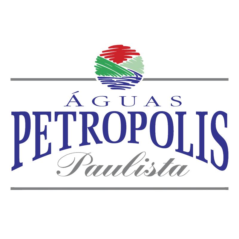 Fonte Petropolis vector