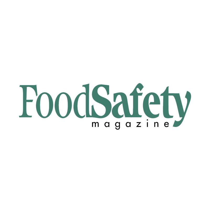 Food Safety Magazine vector