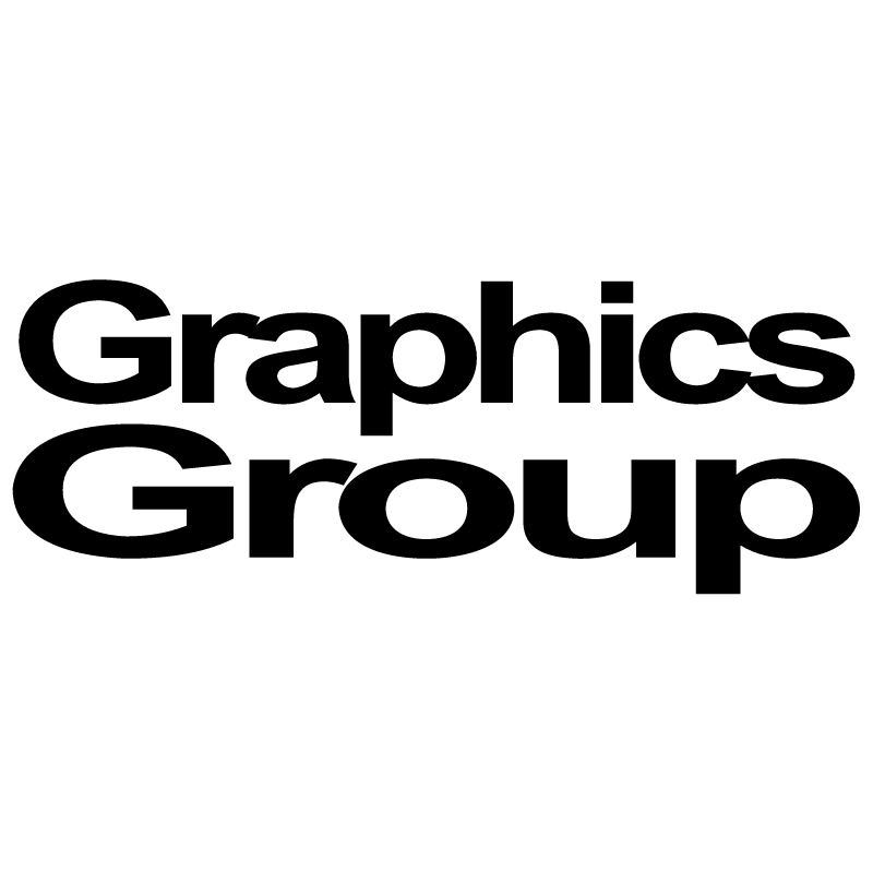 Graphics Group vector logo