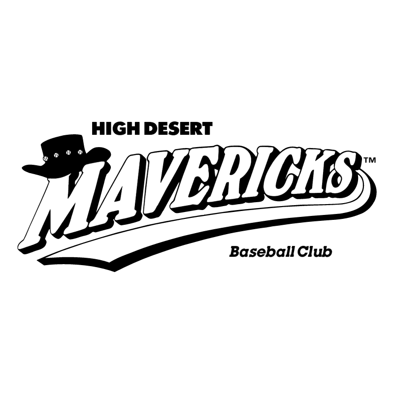 High Desert Mavericks vector