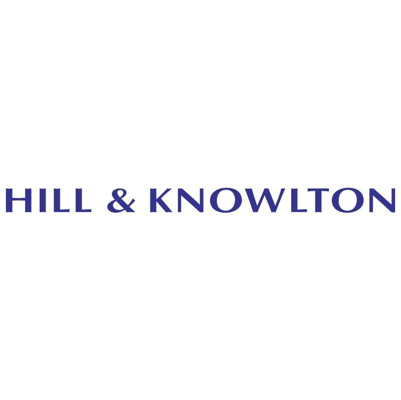 Hill & Knowlton vector logo