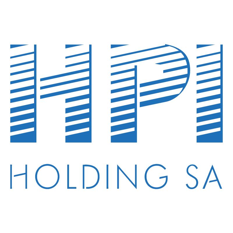 HPI Holding vector logo