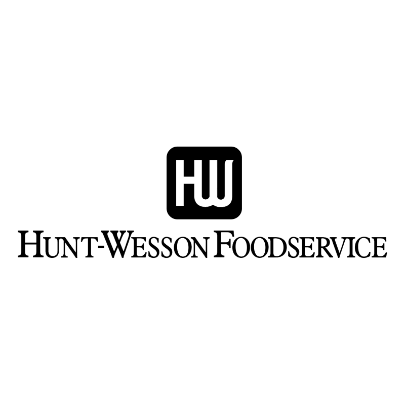 Hunt Wesson Foodservice vector