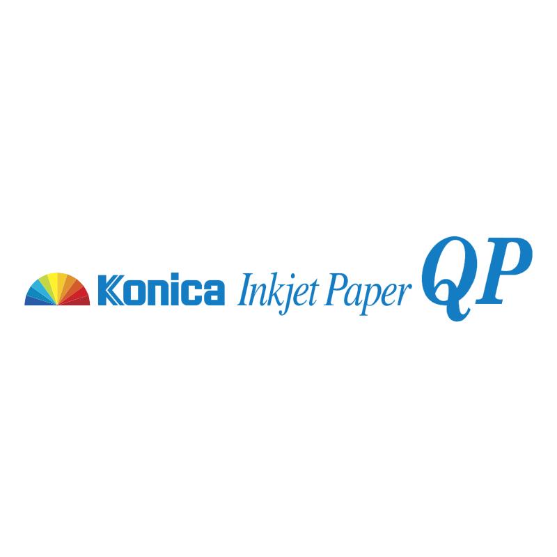 Inkjet Paper QP vector