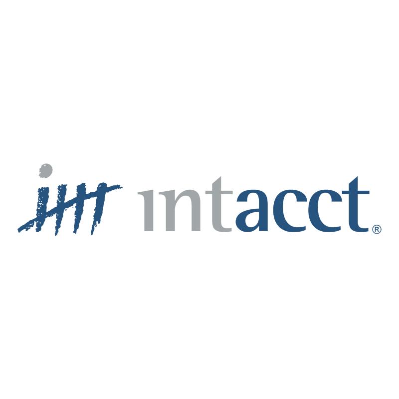 Intacct vector