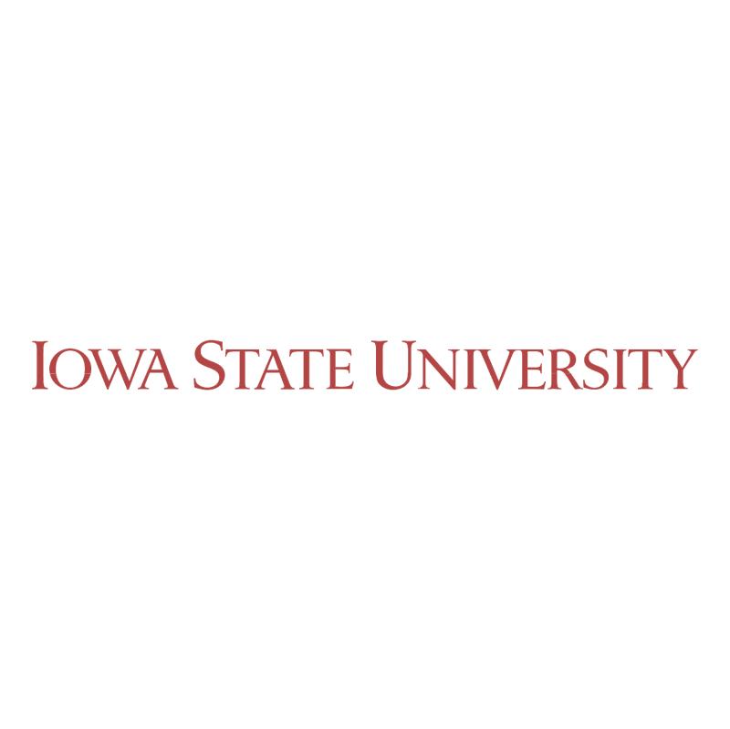 Iowa State University vector