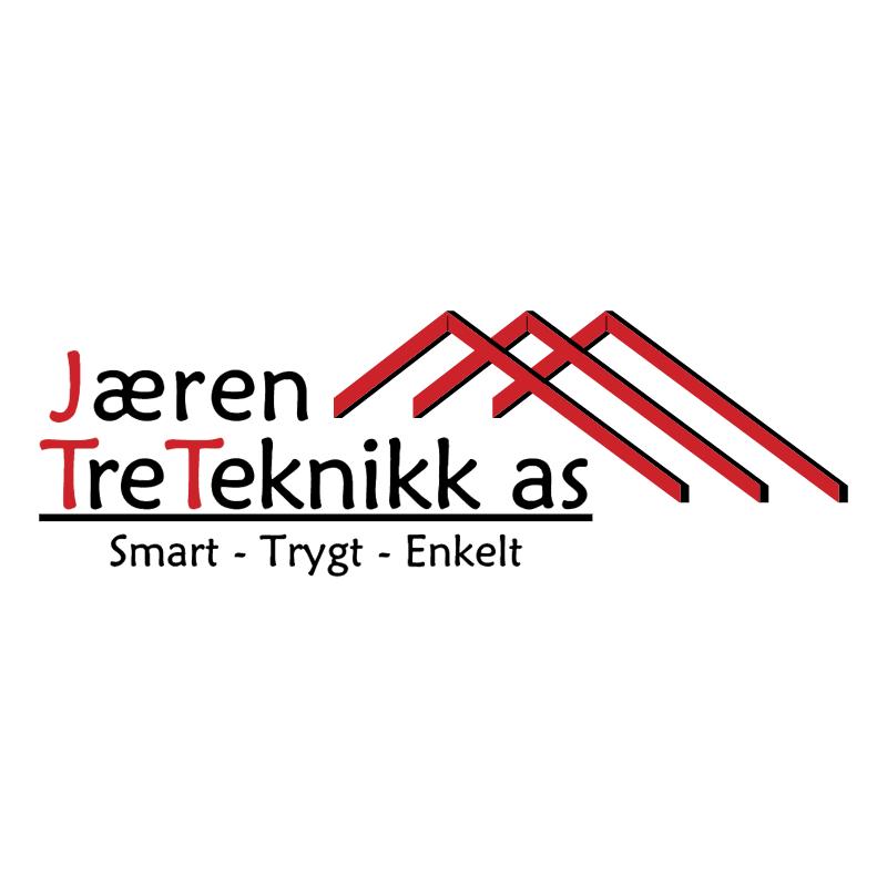 Jaeren Treteknikk vector logo