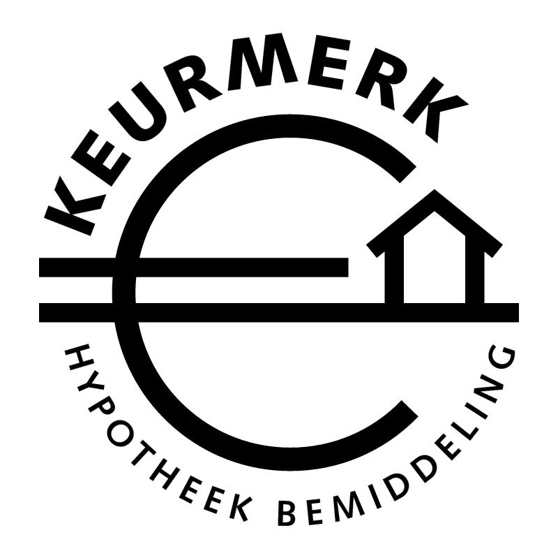 Keurmerk Hypotheek Bemiddeling vector