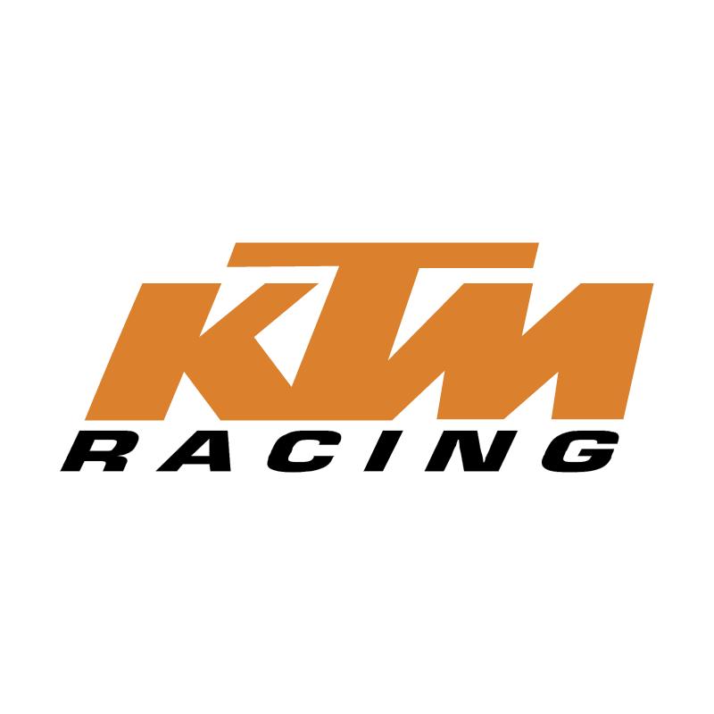 KTM Racing vector