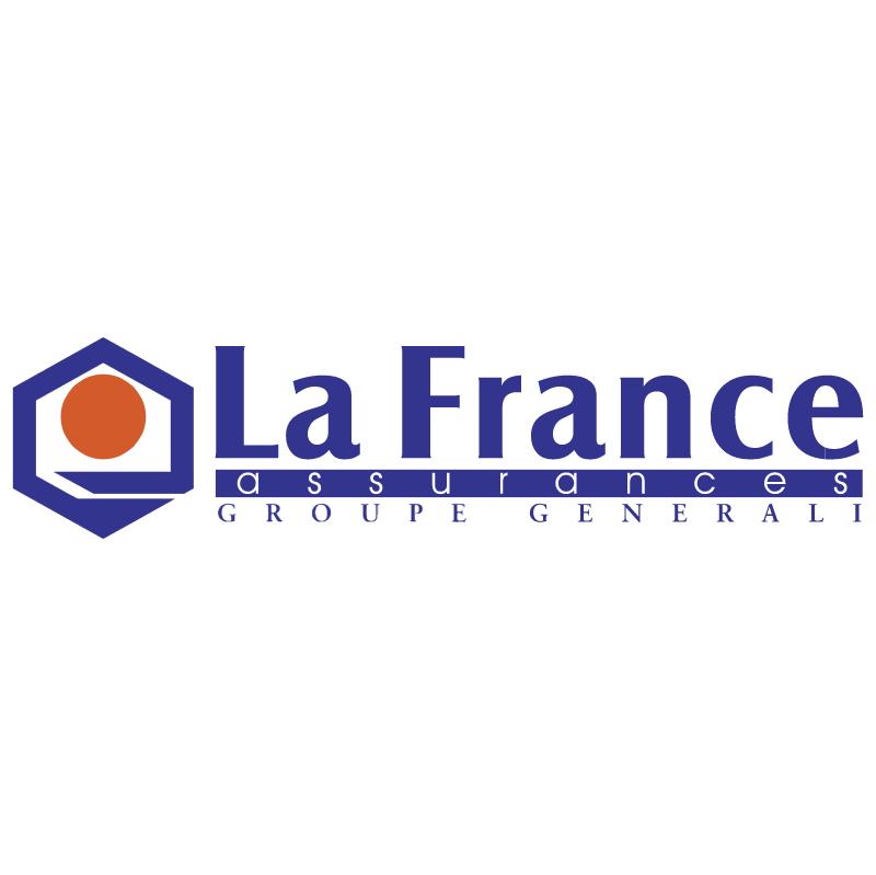 La France Assurances vector
