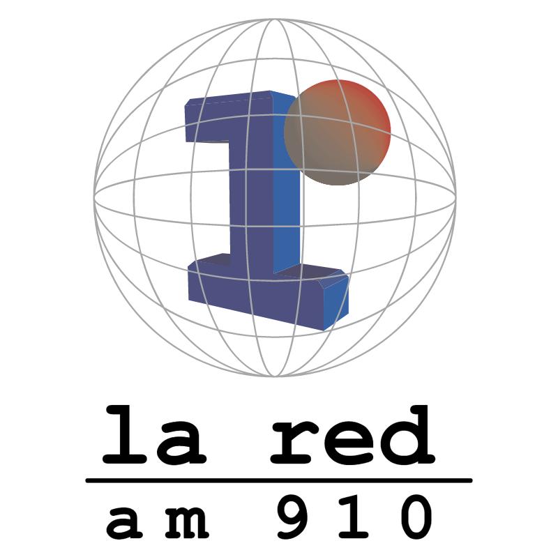 La Red Radio vector