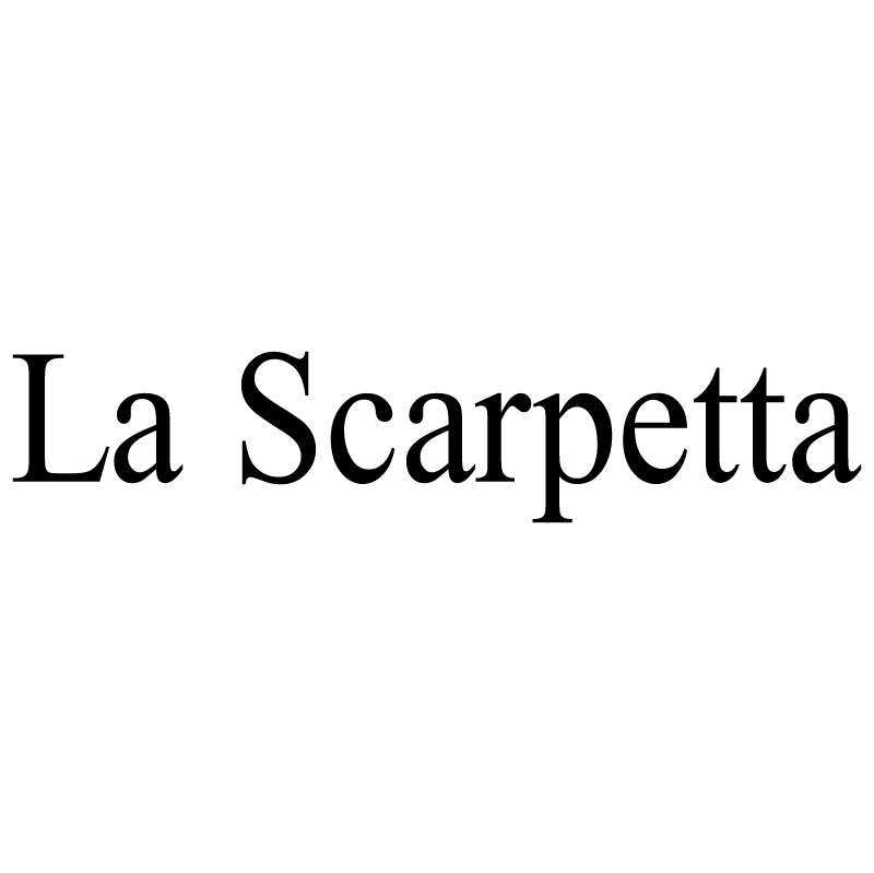 La Scarpetta vector logo