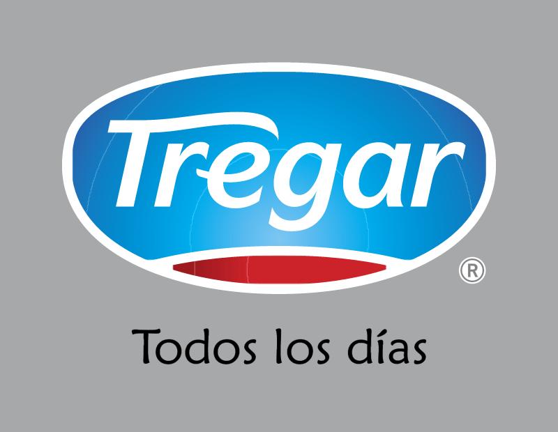 Lacteos Tregar vector logo