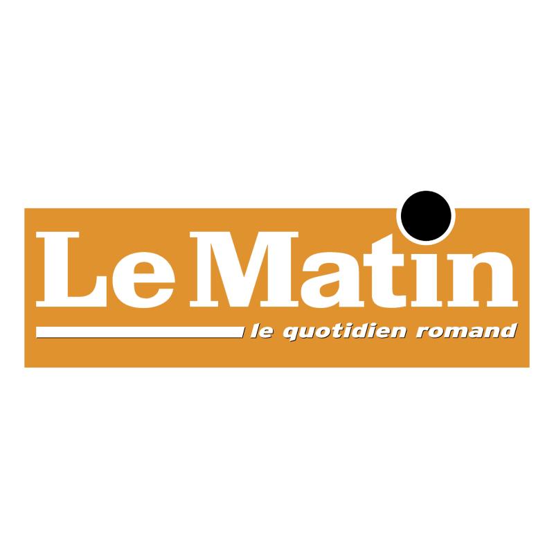 Le Matin Suisse vector