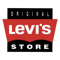 Levi's Original Store vector