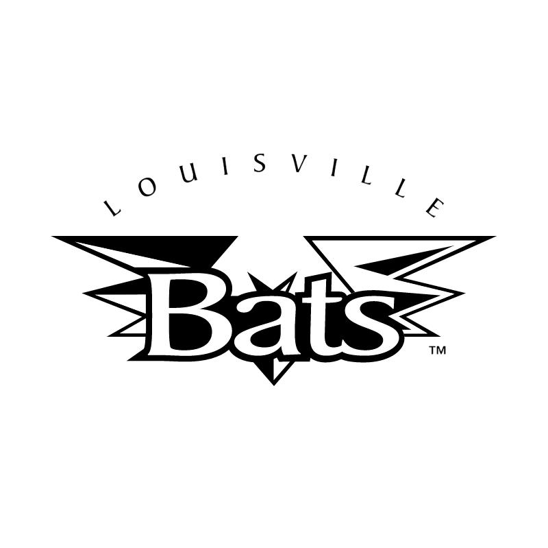 Louisville Bats vector