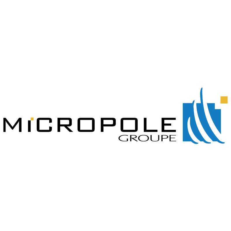 Micropole Groupe vector