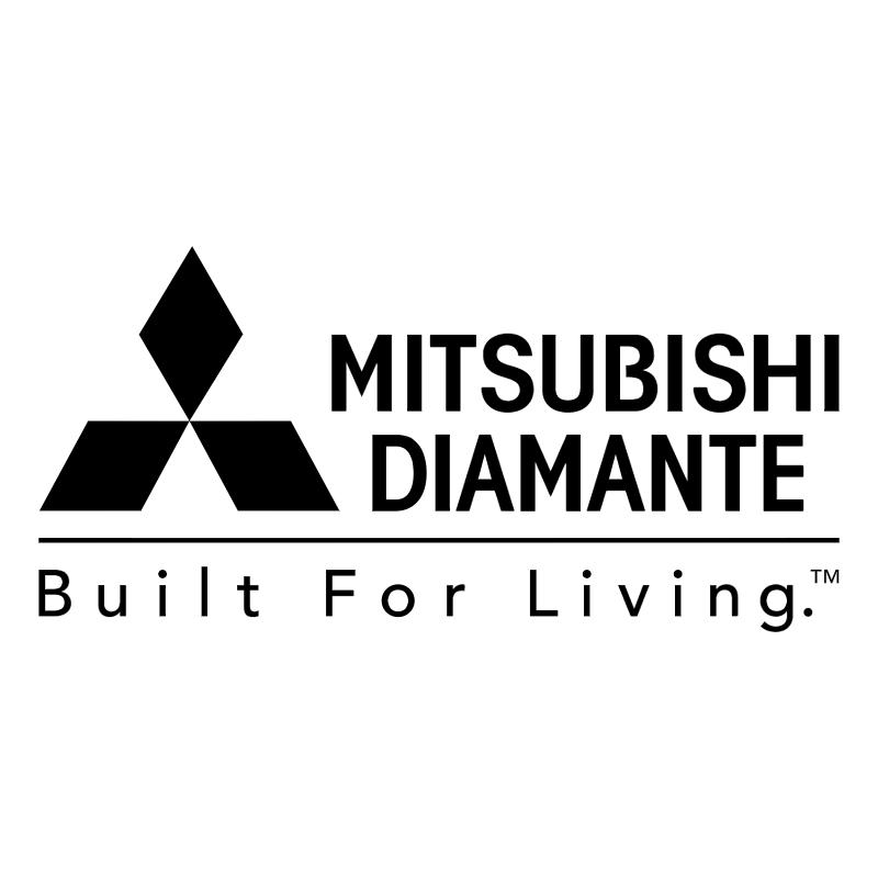 Mitsubishi Diamante vector