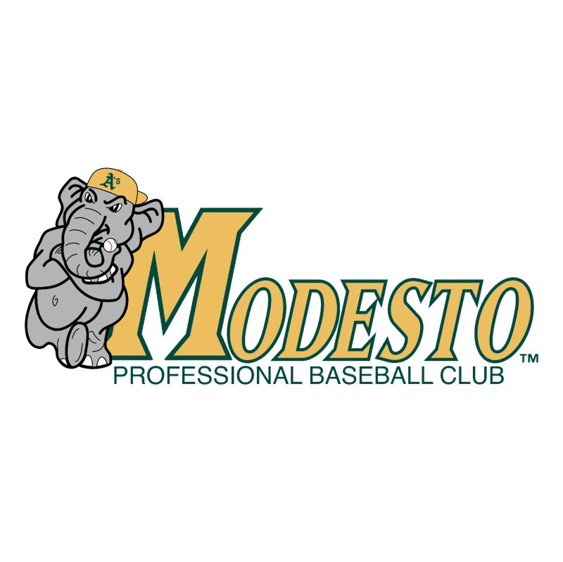 Modesto A's vector