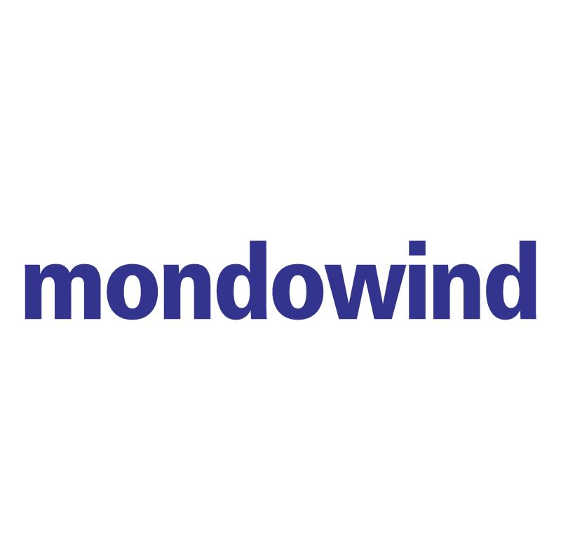 Mondowind vector logo