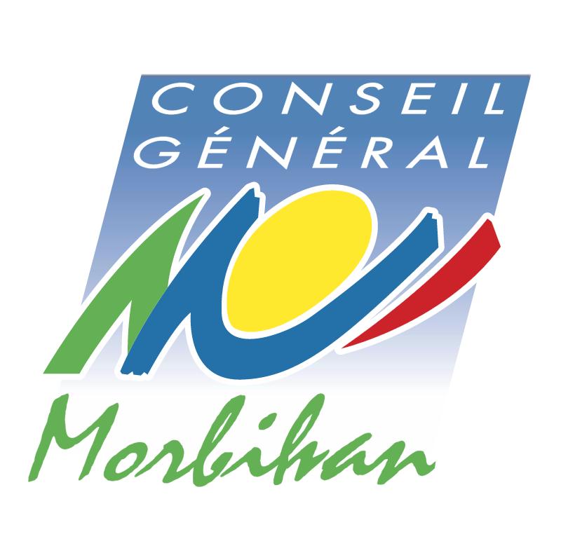 Morbihan Conseil General vector