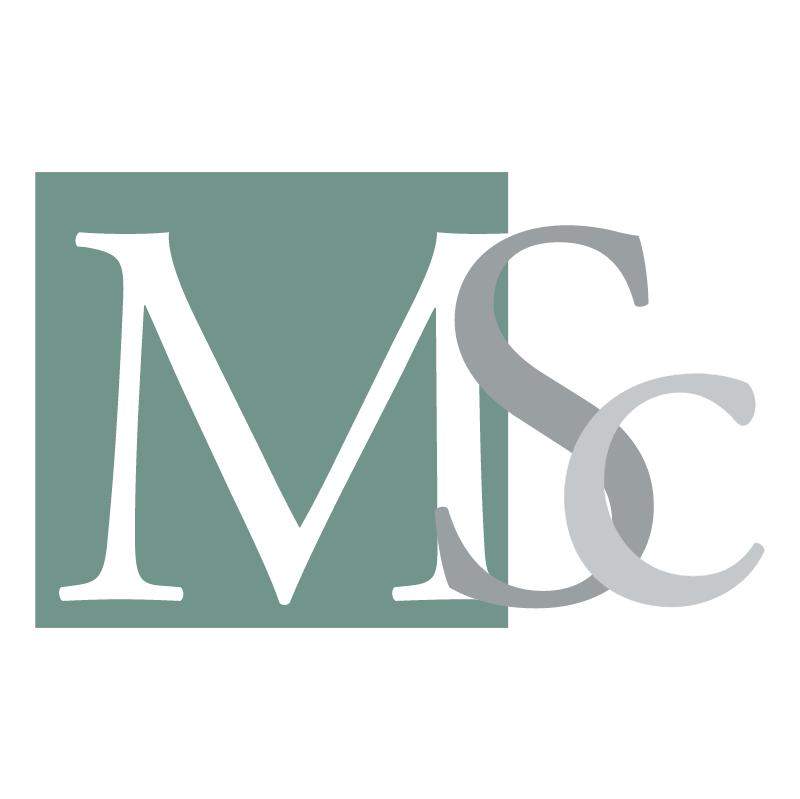 MSC vector logo