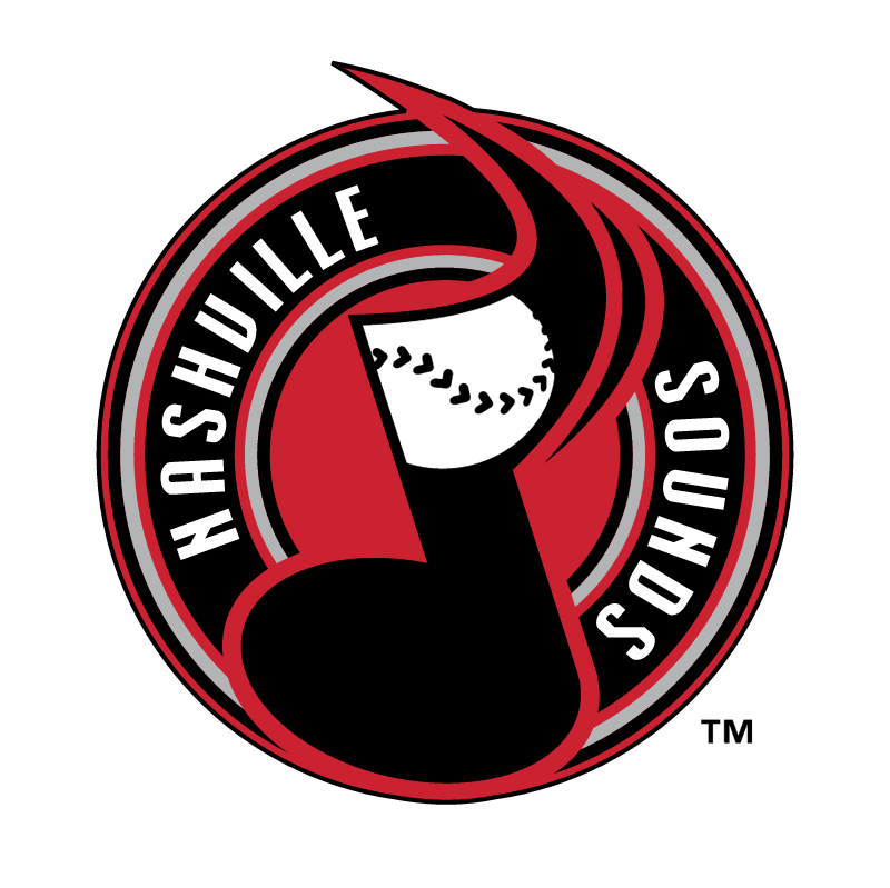 Nashville Sounds vector
