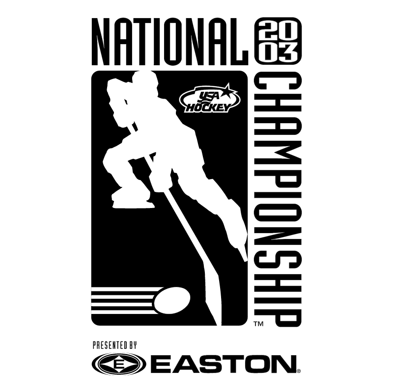 National Championship 2003 vector