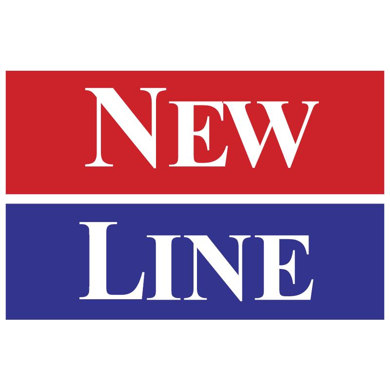 New Line vector