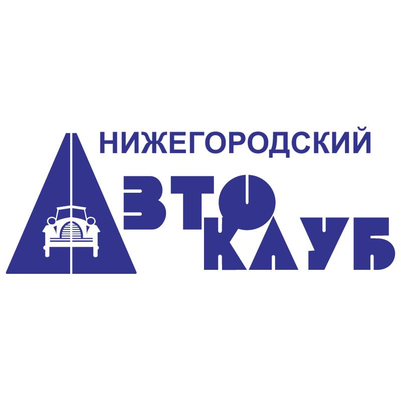 Nizhegorodsky Autoclub vector logo