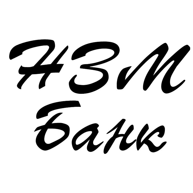 NZM Bank vector