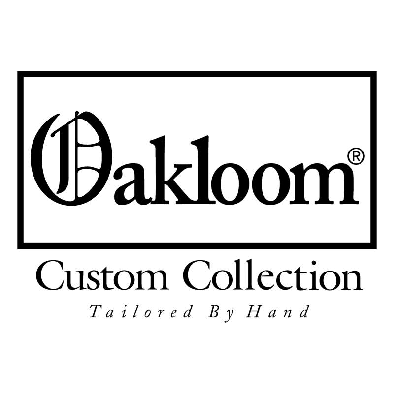 Oakloom vector logo