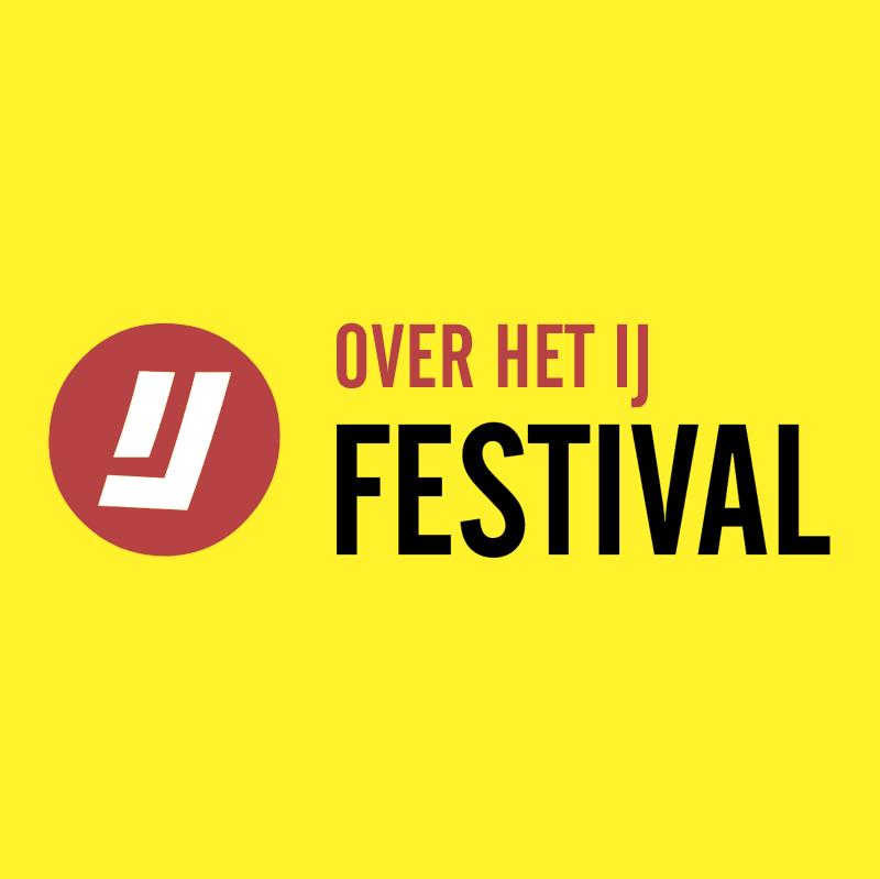 Over het IJ Festival vector