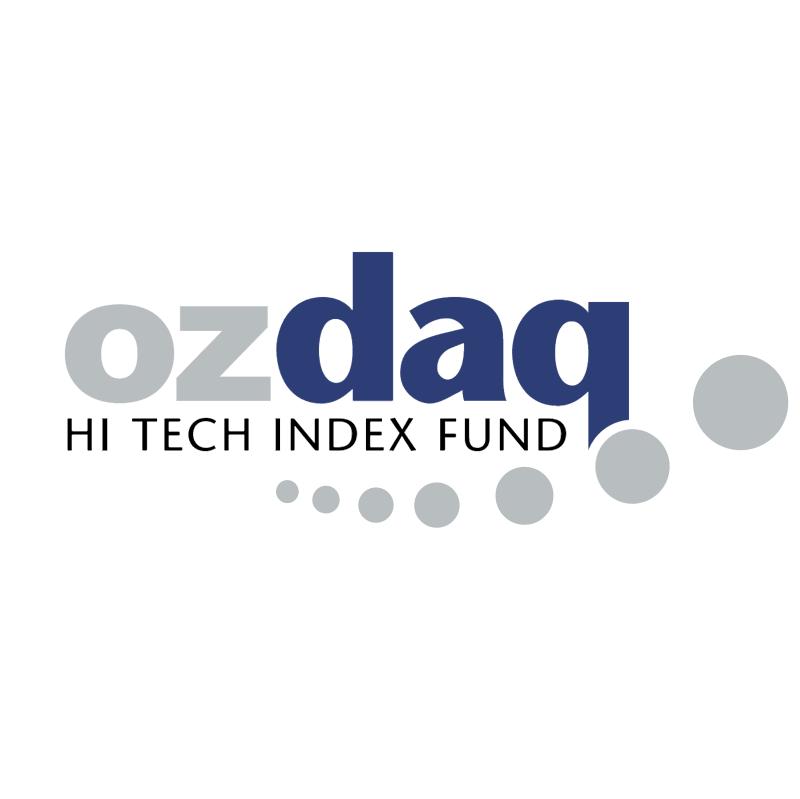 Ozdaq Hi Tech Index Fund vector