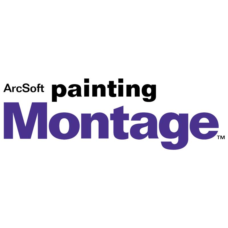 PaintingMontage vector